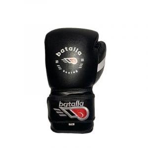 Batalla Boxing Glove – Black – 10-14oz