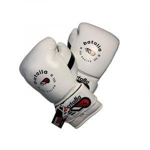 Batalla Boxing Glove – White – 6-8oz